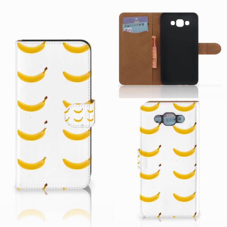 Samsung Galaxy E7 Book Cover Banana