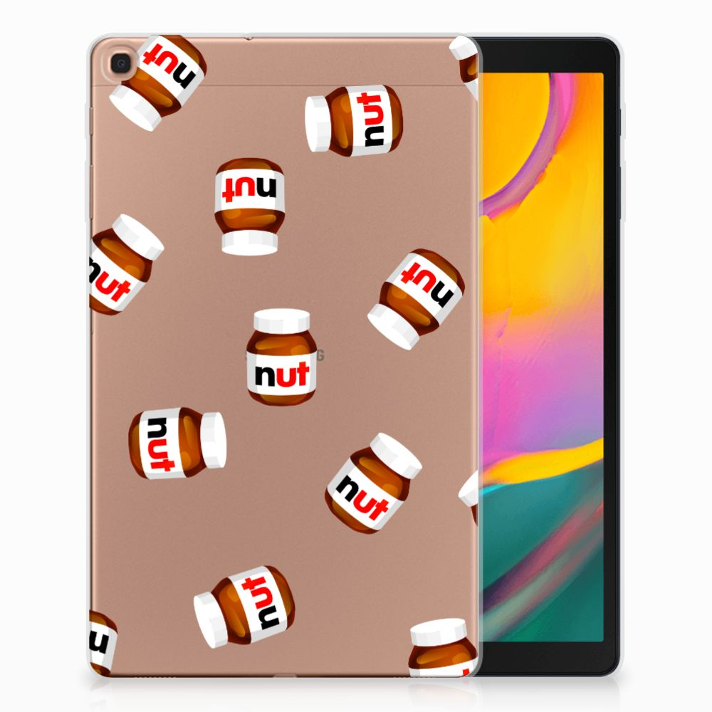 Samsung Galaxy Tab A 10.1 (2019) Tablet Cover Nut Jar