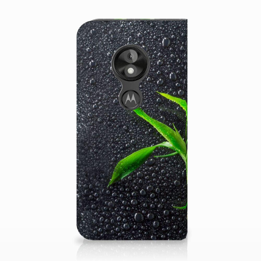 Motorola Moto E5 Play Standcase Hoesje Design Orchidee