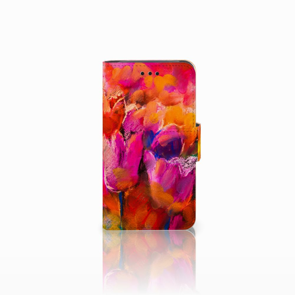 Hoesje Samsung Galaxy Core i8260 Tulips