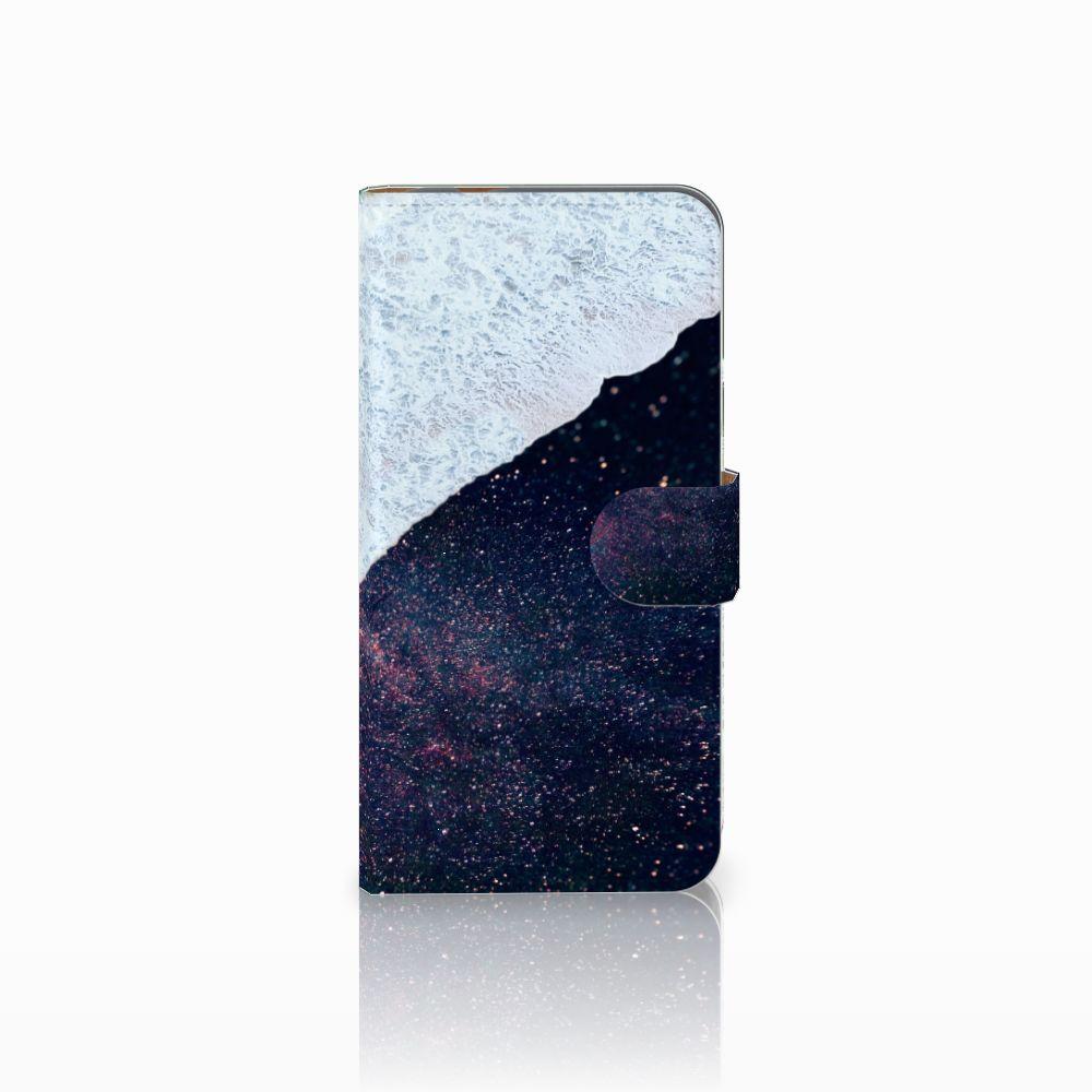 Huawei Nova Plus Boekhoesje Design Sea in Space