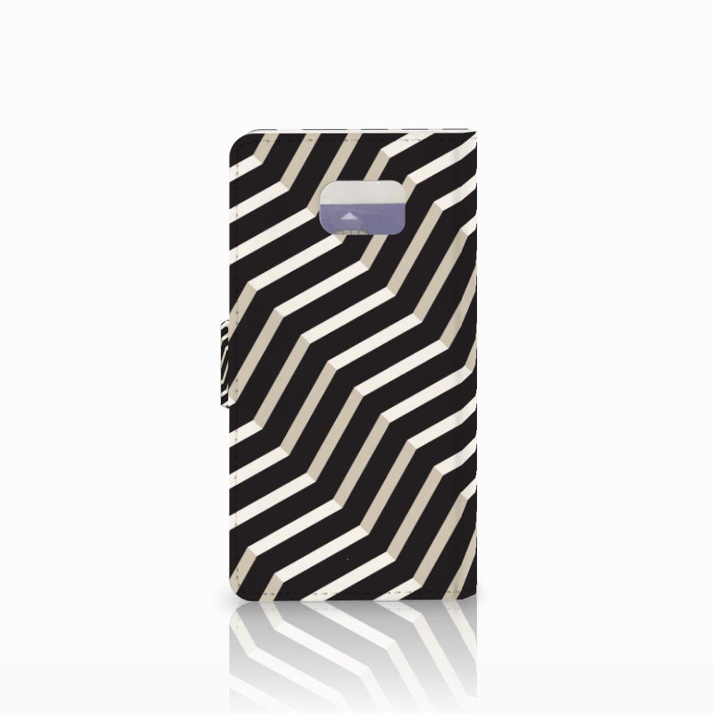Samsung Galaxy Note 5 Bookcase Illusion