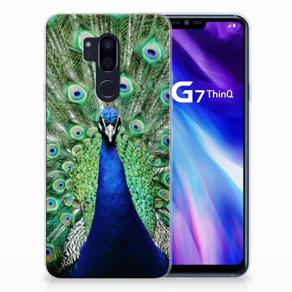 LG G7 Thinq TPU Hoesje Pauw