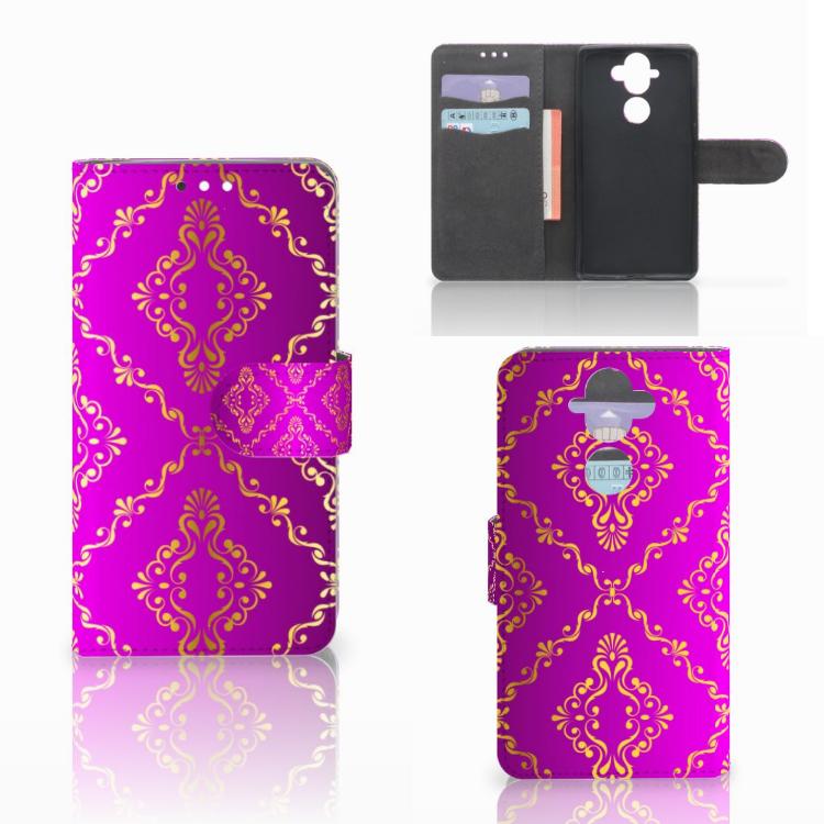 Wallet Case Nokia 8 Sirocco | Nokia 9 Barok Roze