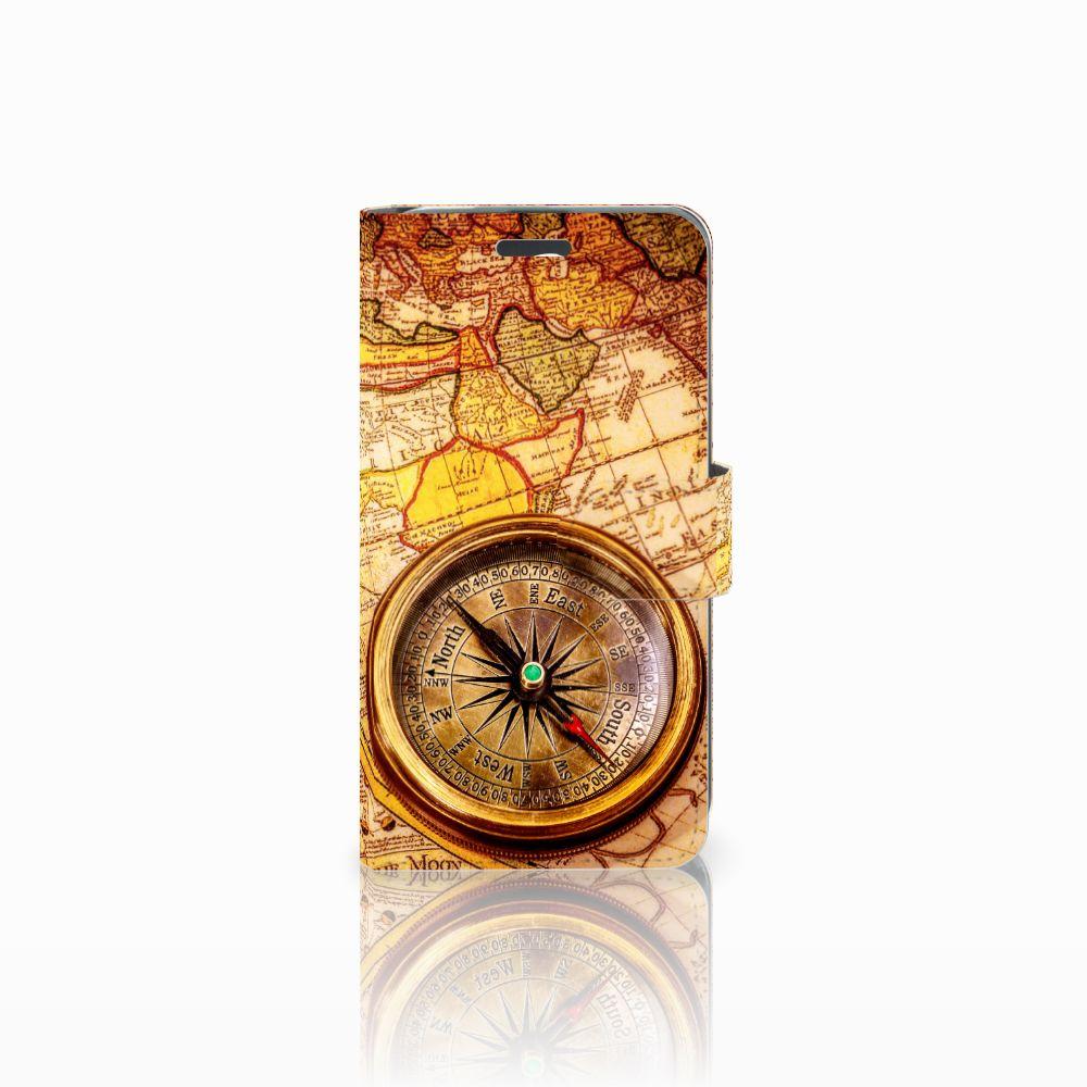 Acer Liquid Z520 Boekhoesje Design Kompas
