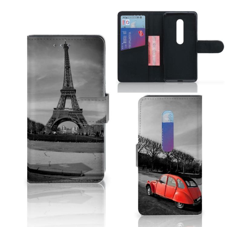 Motorola Moto G 3e Generatie Flip Cover Eiffeltoren