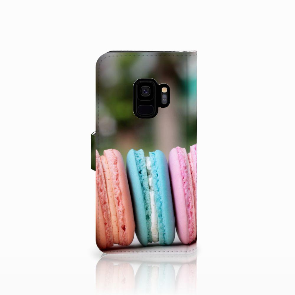 Samsung Galaxy S9 Book Cover Macarons