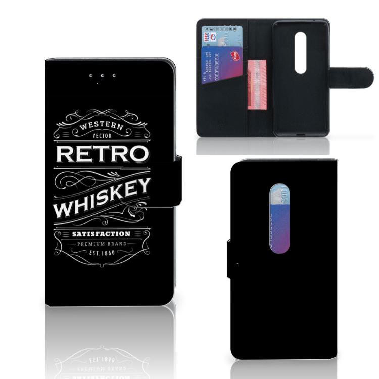 Motorola Moto G 3e Generatie Book Cover Whiskey