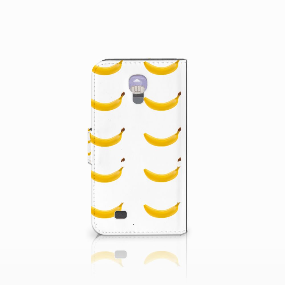 Samsung Galaxy S4 Book Cover Banana