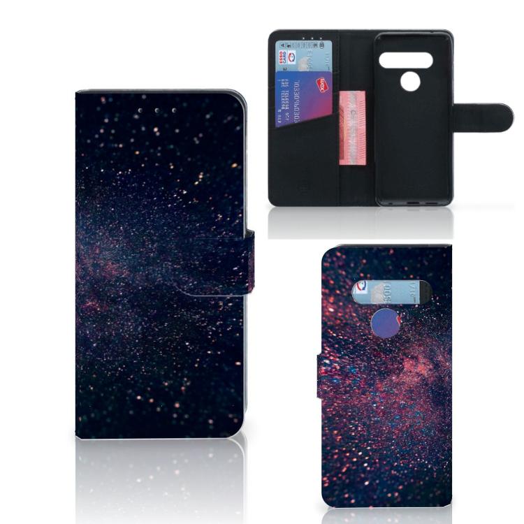 LG G8s Thinq Bookcase Stars