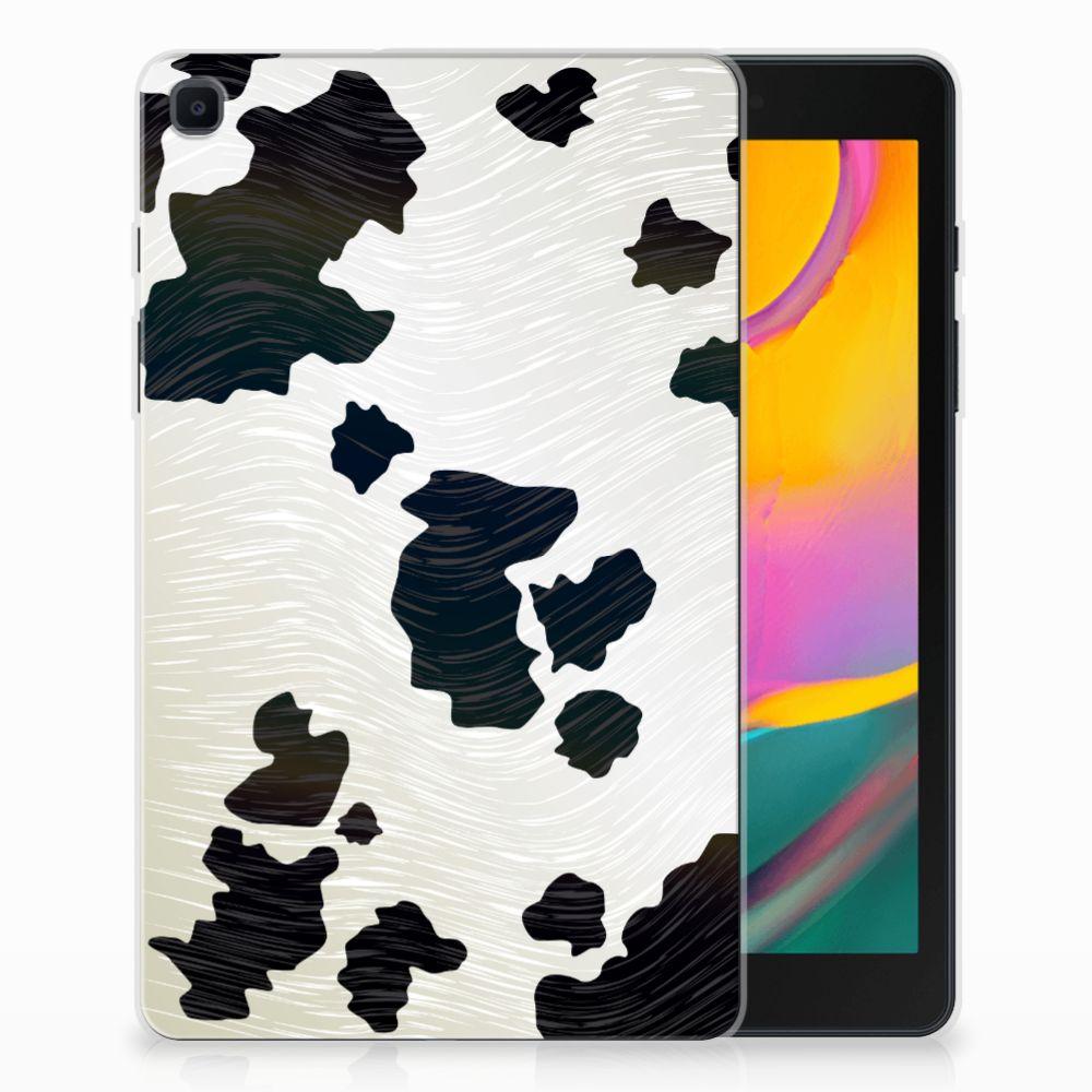 Samsung Galaxy Tab A 8.0 (2019) Back Case Koeienvlekken