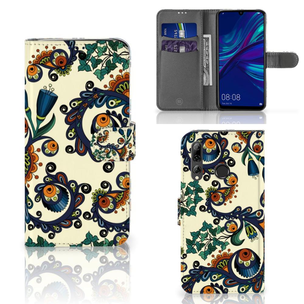 Wallet Case Huawei P Smart 2019 Barok Flower