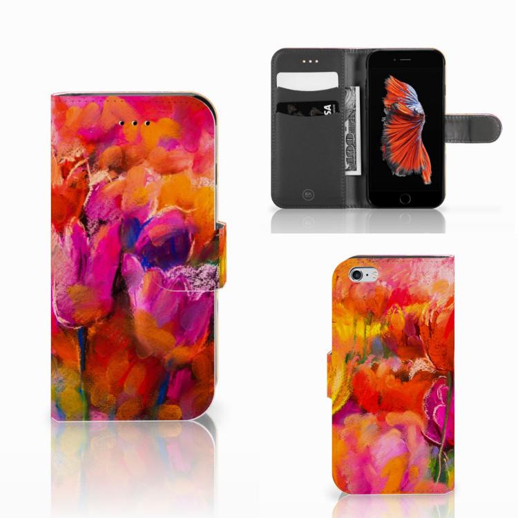 Hoesje Apple iPhone 6 | 6s Tulips