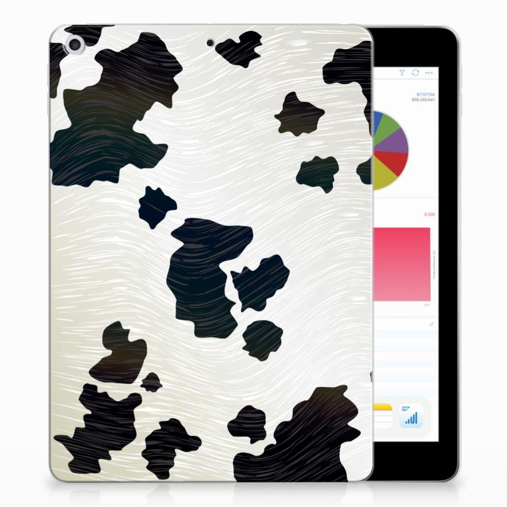 Apple iPad 9.7 2018 | 2017 Back Case Koeienvlekken