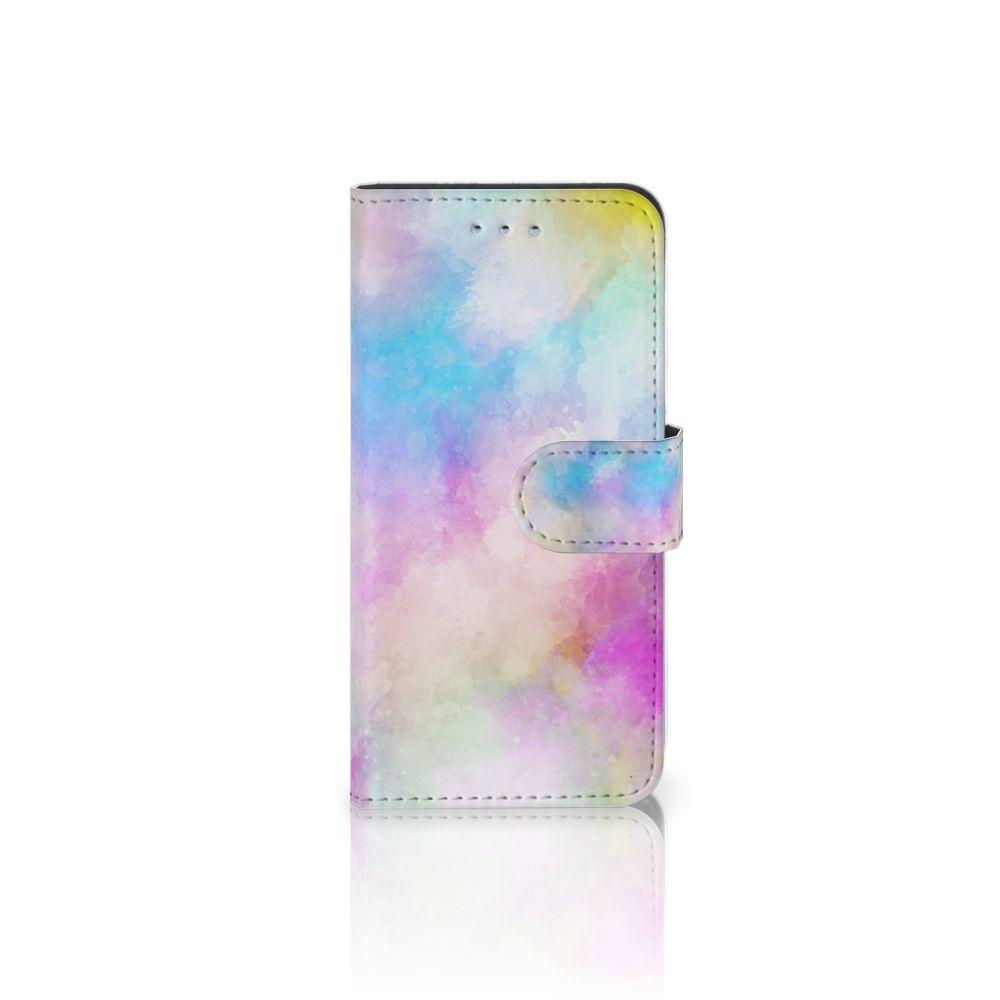 Samsung Galaxy S6 | S6 Duos Uniek Boekhoesje Watercolor Light