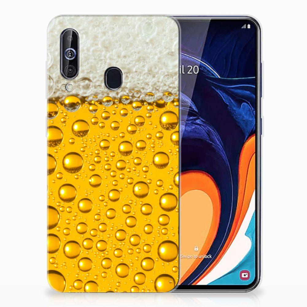 Samsung Galaxy A60 Siliconen Case Bier