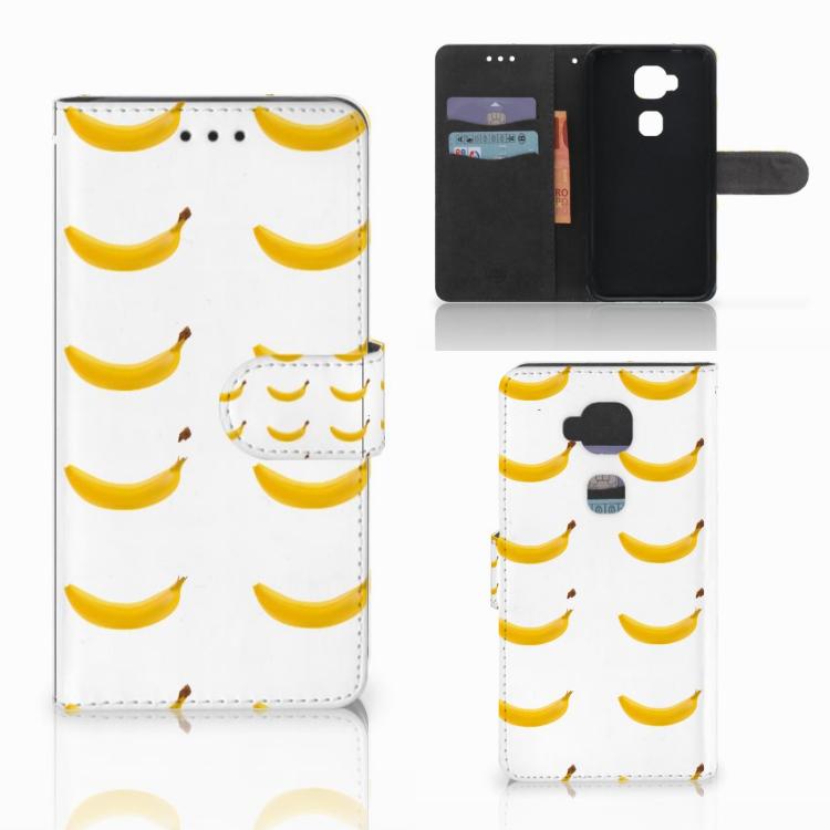 Huawei G8 Book Cover Banana