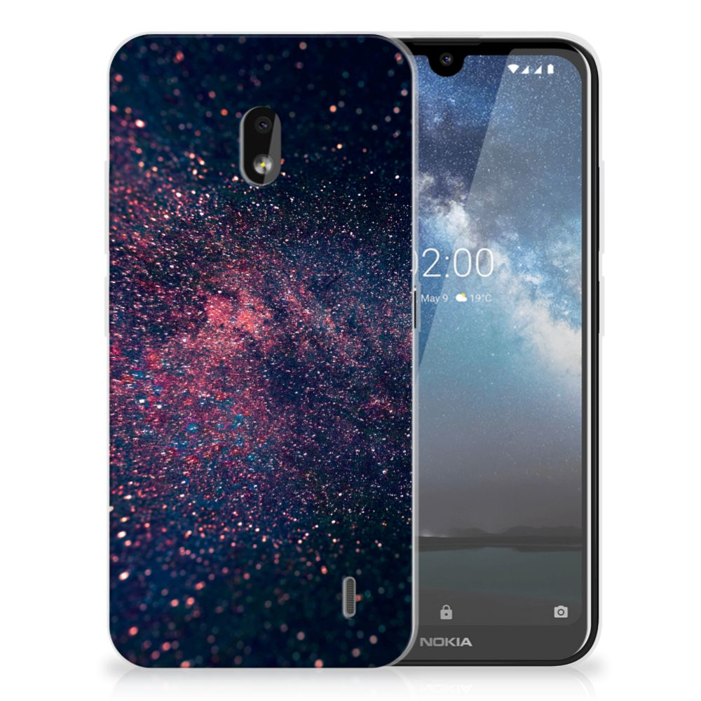 Nokia 2.2 TPU Hoesje Stars