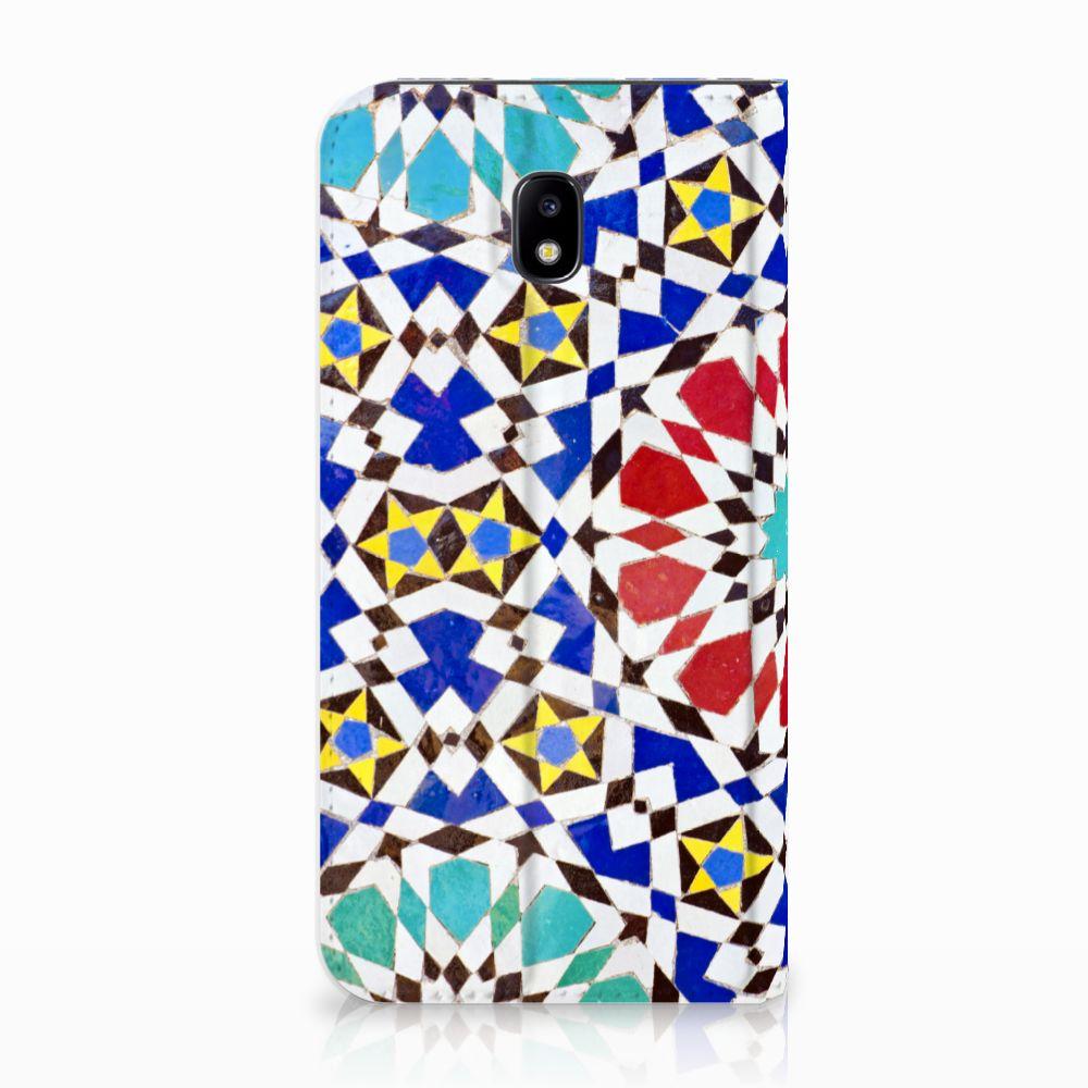 Samsung Galaxy J5 2017 Standcase Hoesje Design Mozaïek