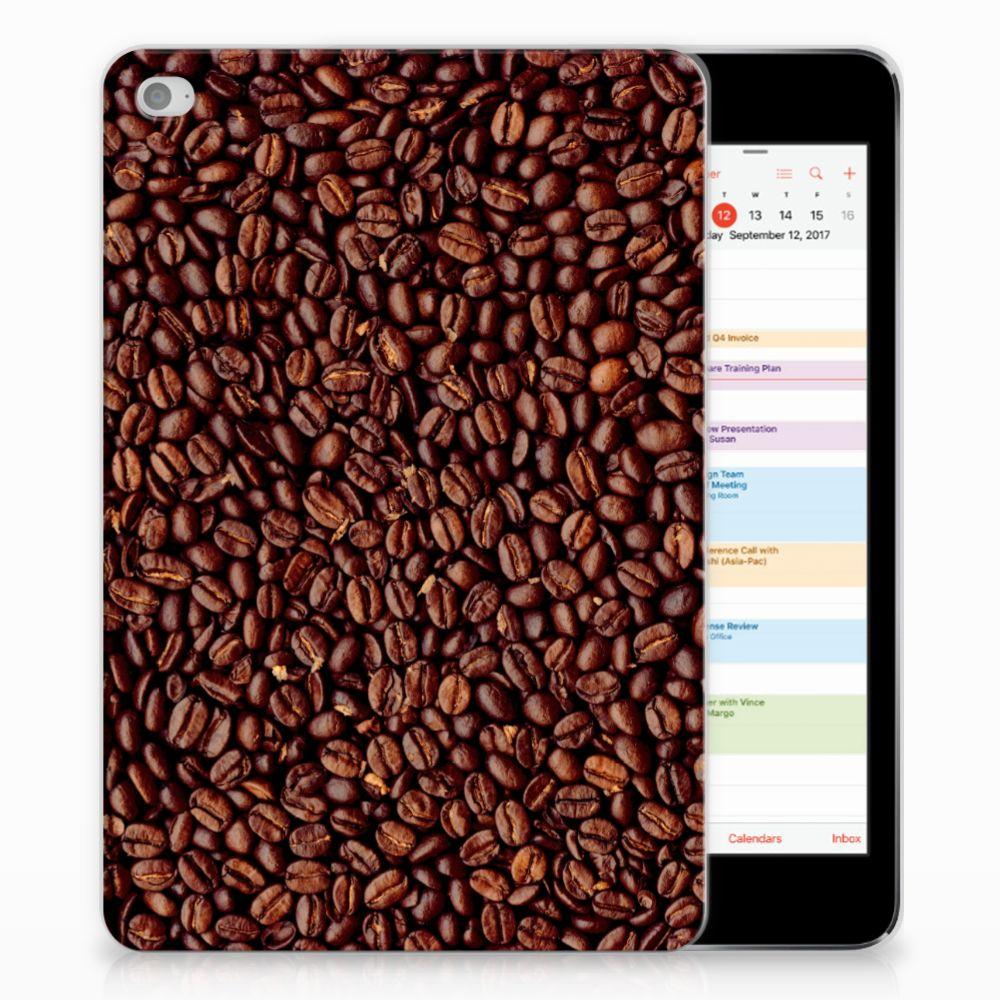 Apple iPad Mini 4 | Mini 5 (2019) Tablet Cover Koffiebonen