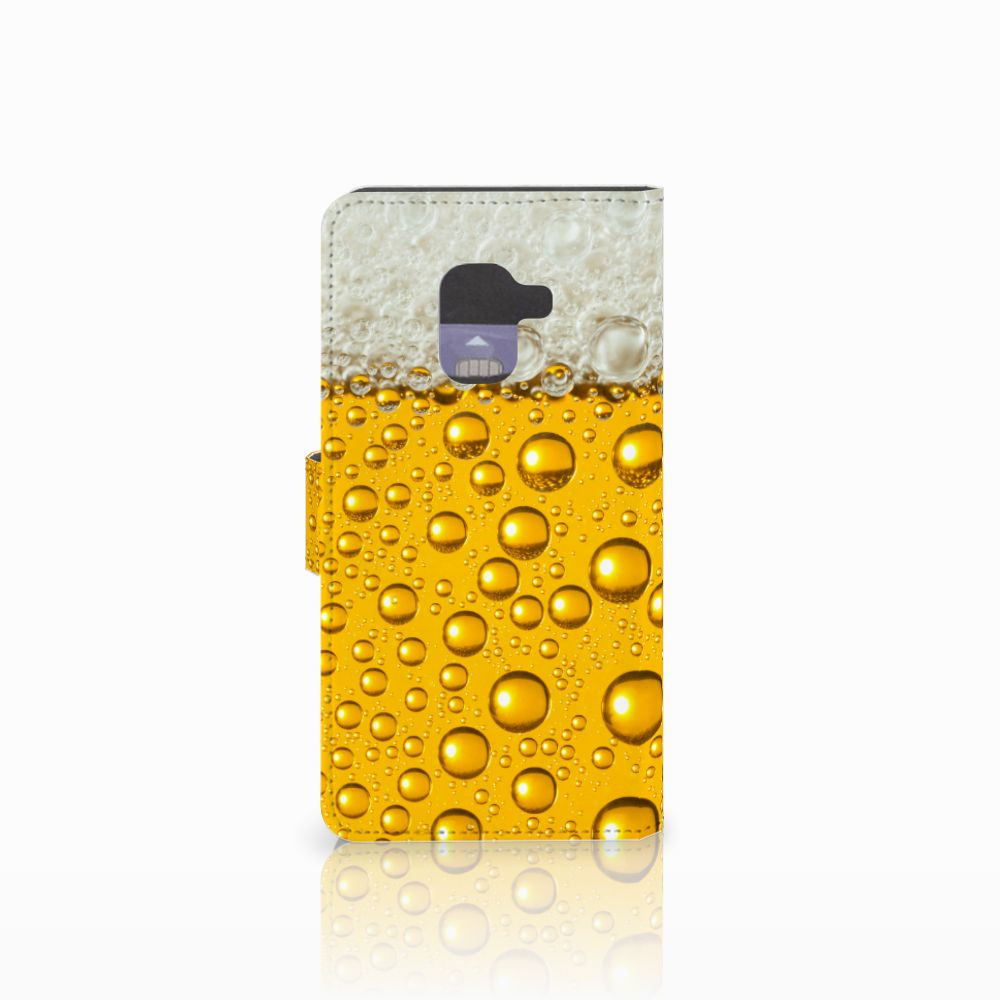 Samsung Galaxy A8 2018 Book Cover Bier