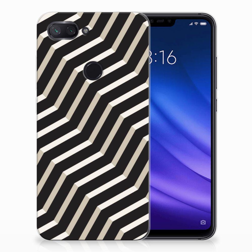 Xiaomi Mi 8 Lite TPU Hoesje Illusion