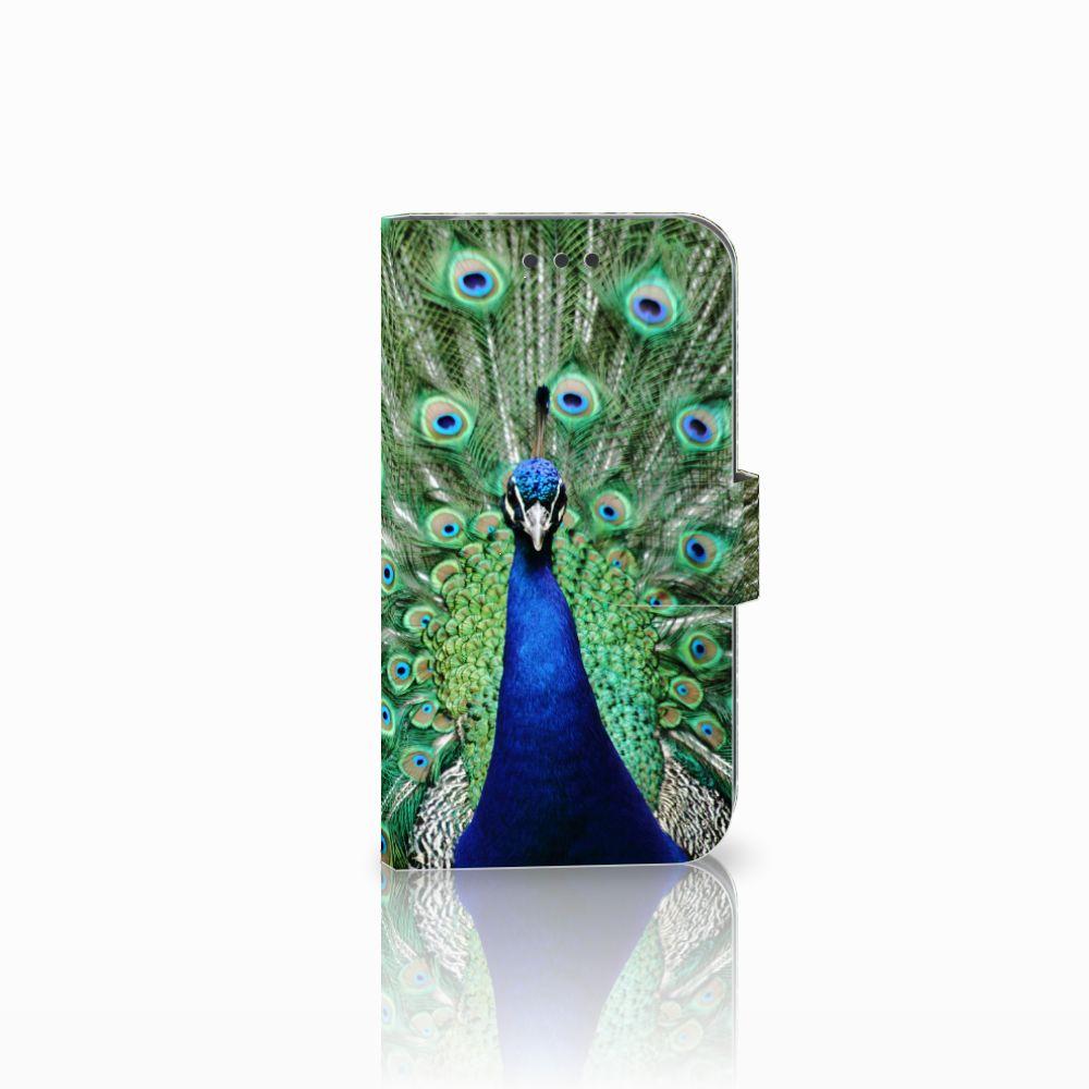 Samsung Galaxy S3 i9300 Boekhoesje Design Pauw