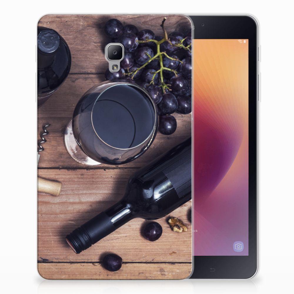 Samsung Galaxy Tab A 8.0 (2017) Tablet Cover Wijn