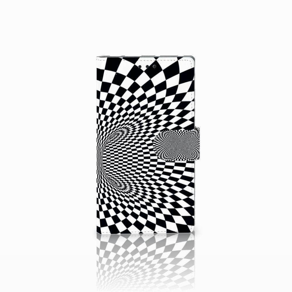 Sony Xperia L2 Boekhoesje Design Illusie
