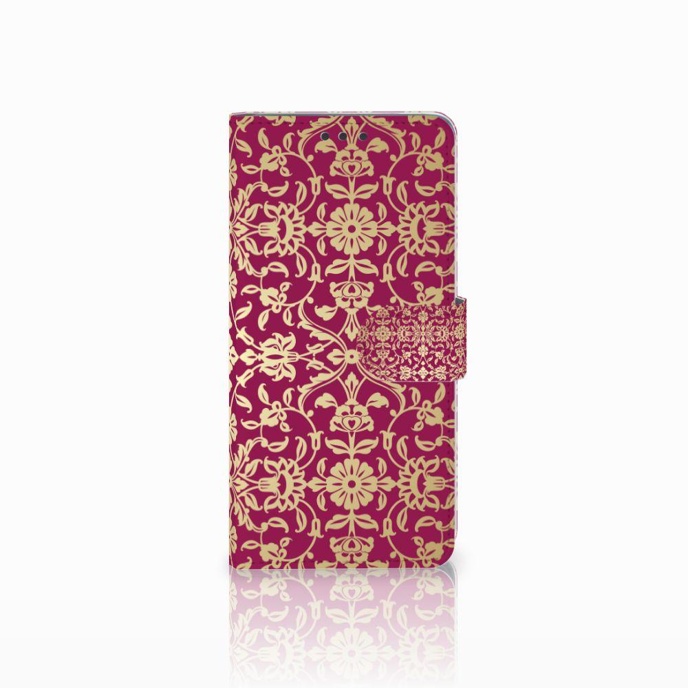 Wallet Case Huawei Mate 20 Barok Pink