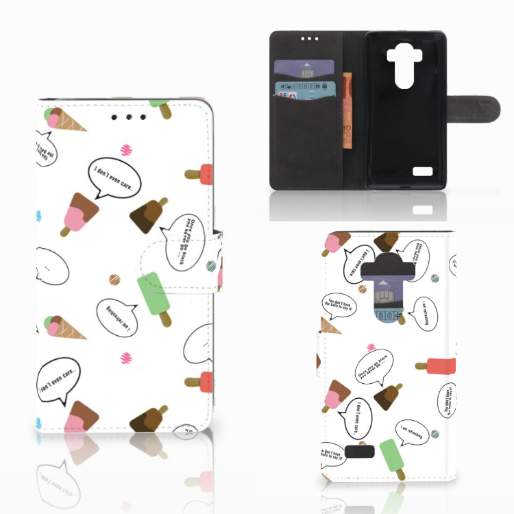 LG G4 Book Cover IJsjes