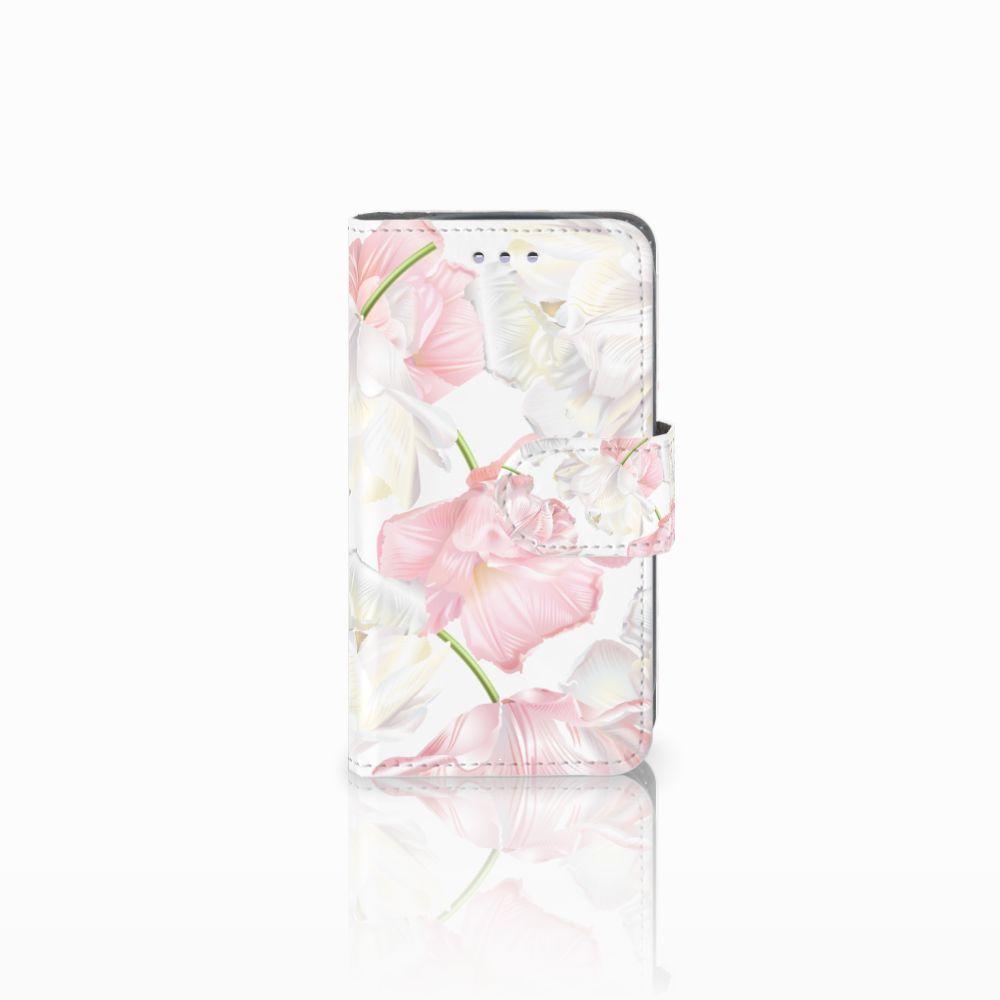 Samsung Galaxy S3 Mini Boekhoesje Design Lovely Flowers