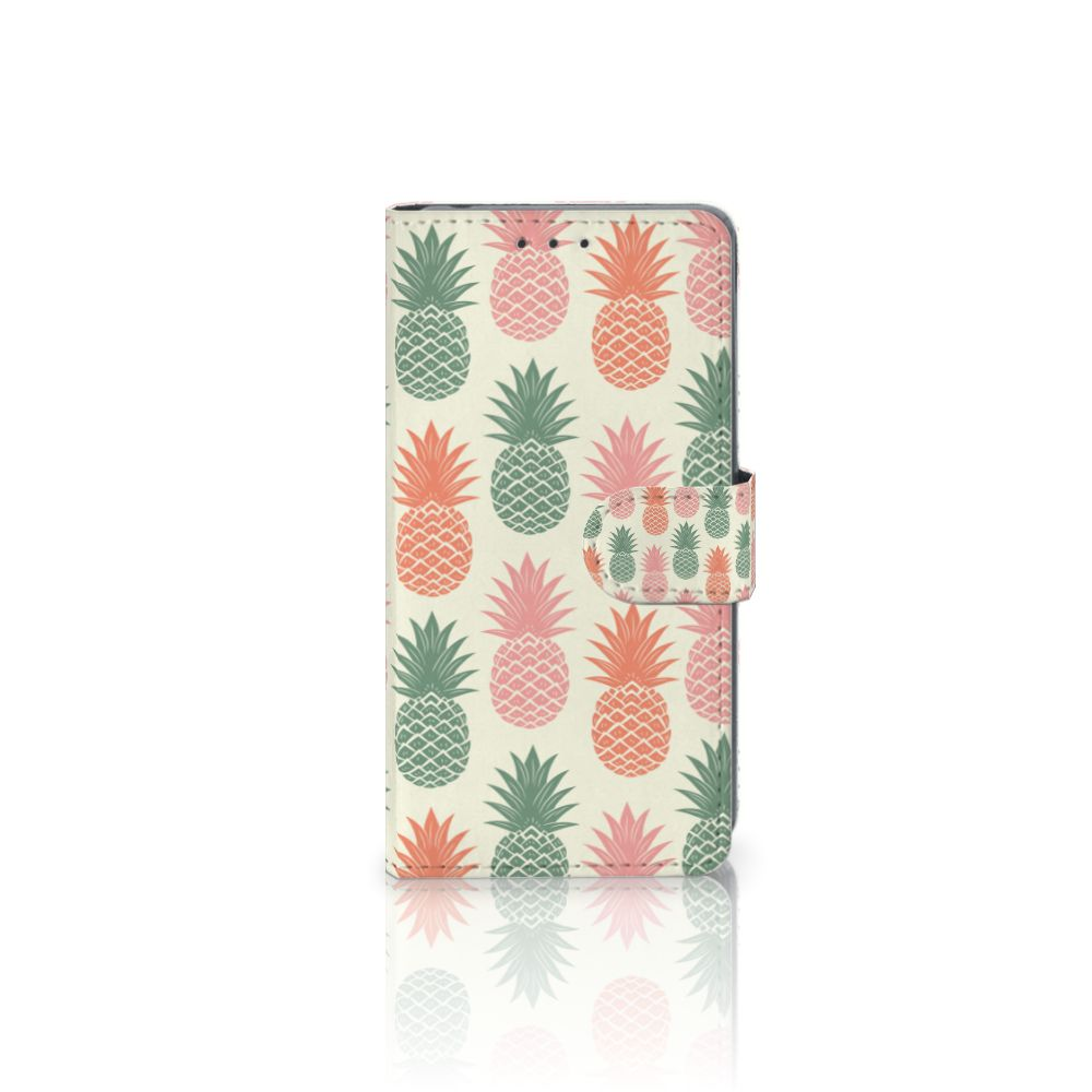 Sony Xperia Z2 Boekhoesje Design Ananas