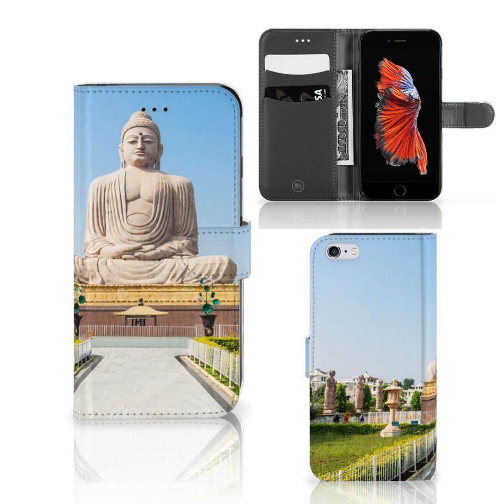 Apple iPhone 6 Plus | 6s Plus Flip Cover Boeddha