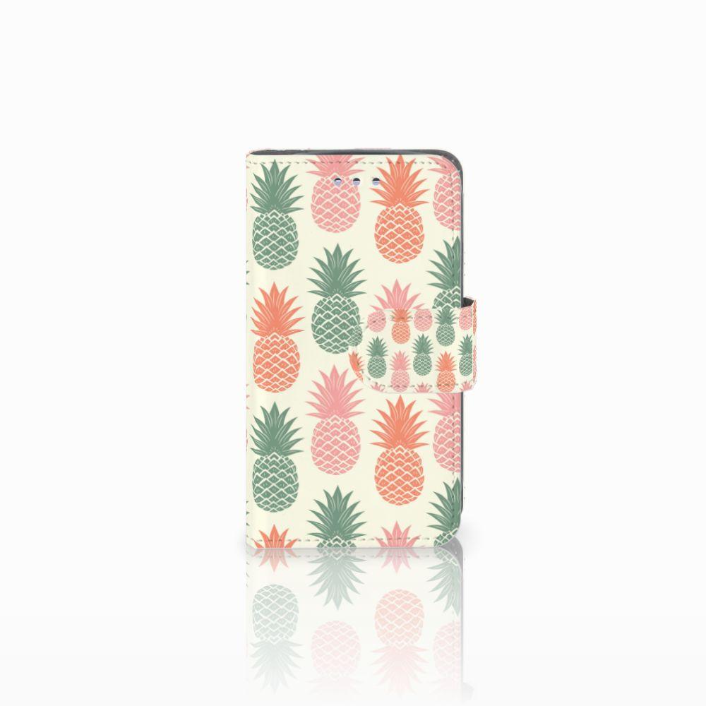 Samsung Galaxy S3 Mini Boekhoesje Design Ananas