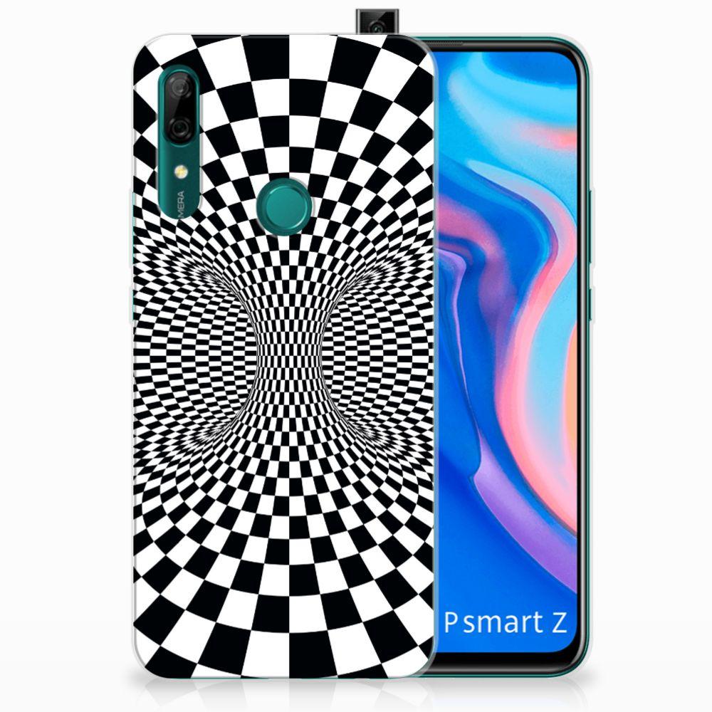 Huawei P Smart Z TPU Hoesje Illusie