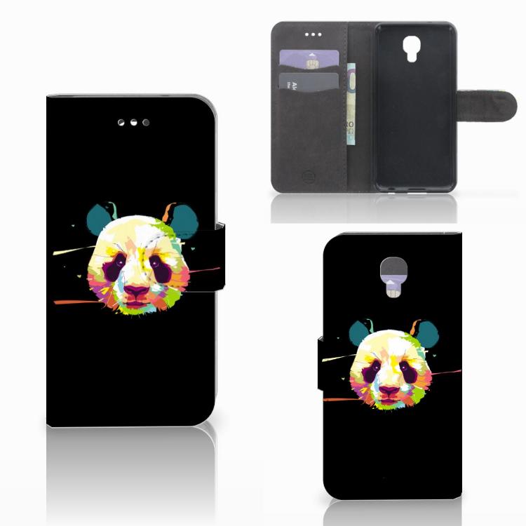 LG X Screen Leuk Hoesje Panda Color