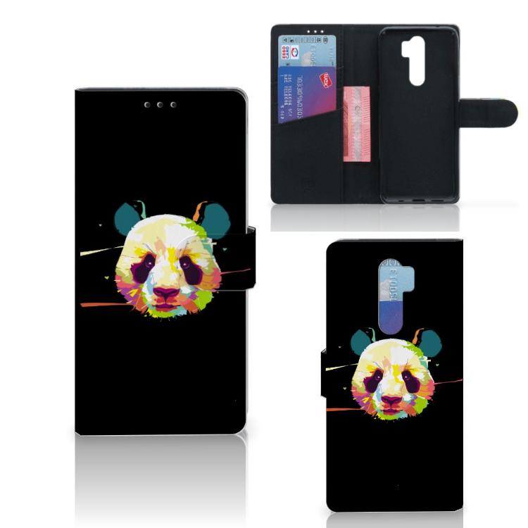 Xiaomi Note 8 Pro Leuk Hoesje Panda Color