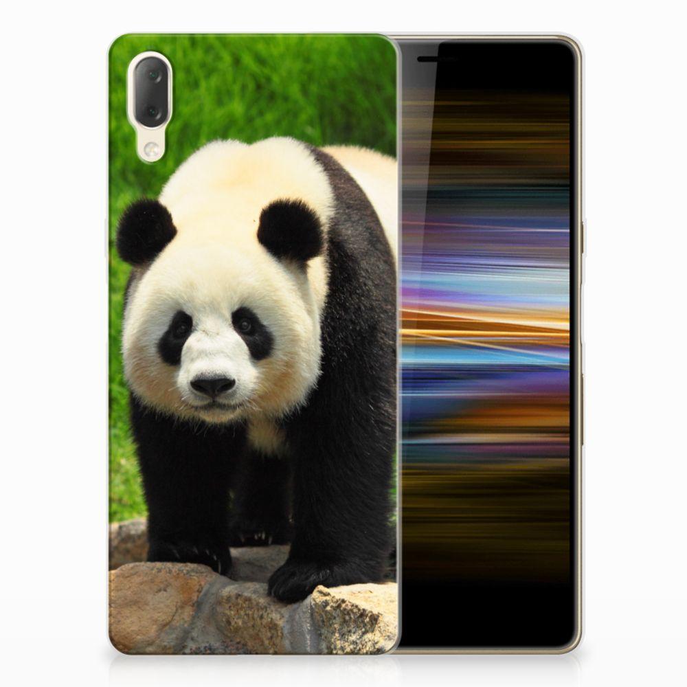Sony Xperia L3 TPU Hoesje Panda