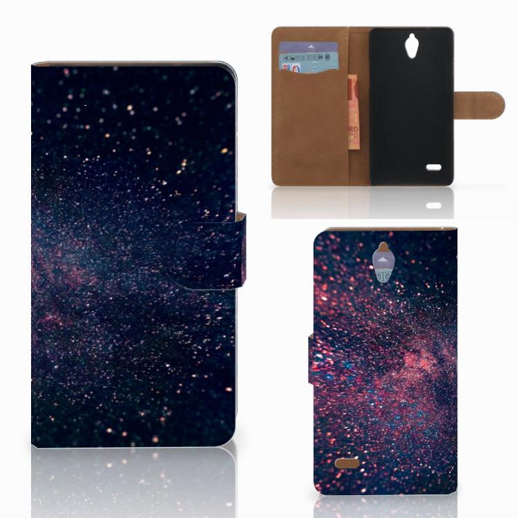 Huawei Ascend G700 Bookcase Stars