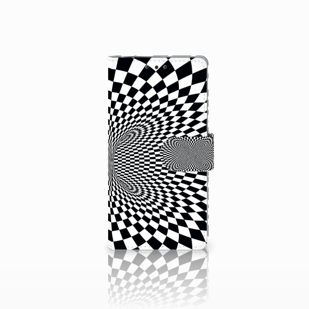 Sony Xperia X Performance Bookcase Illusie