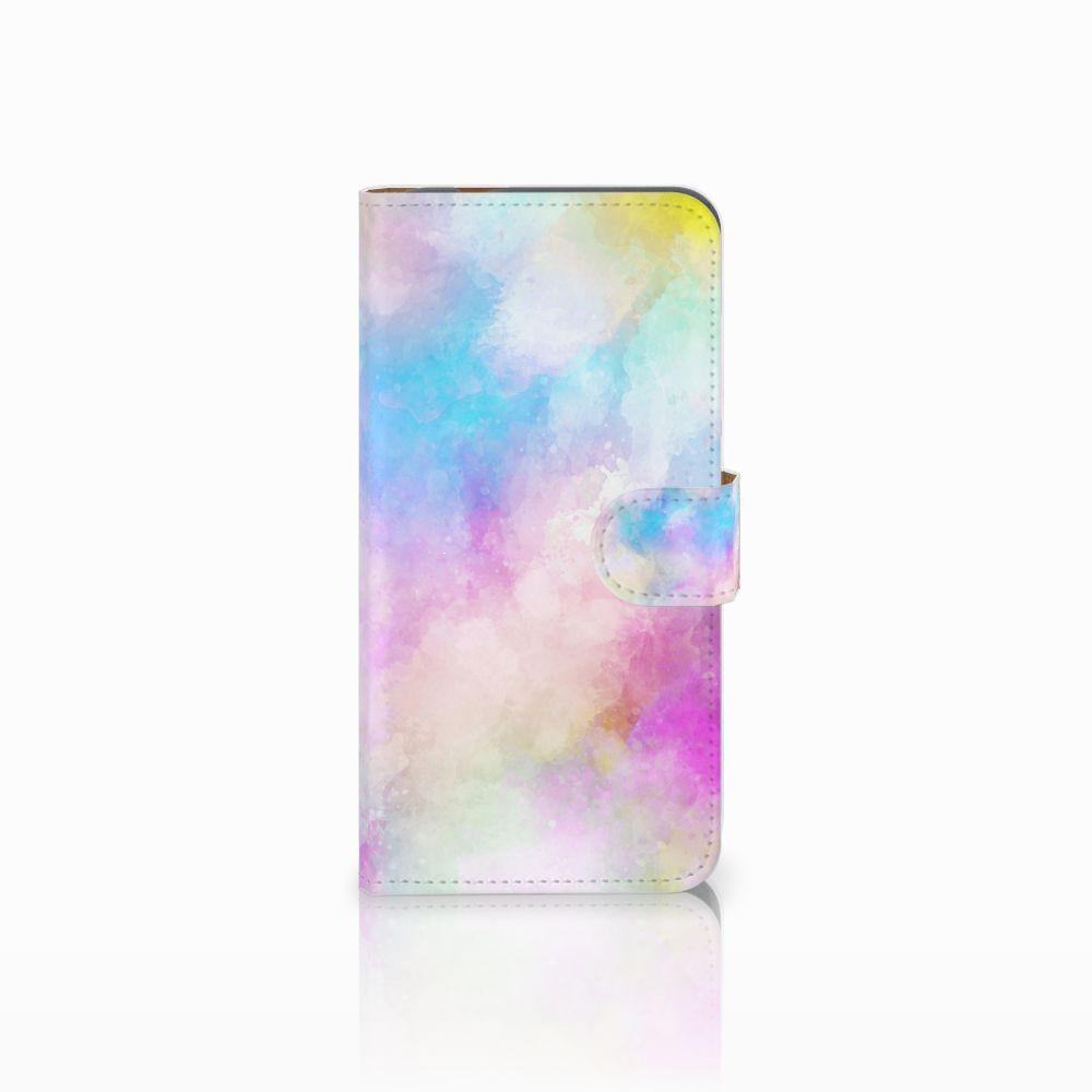 Hoesje Huawei Nova Plus Watercolor Light