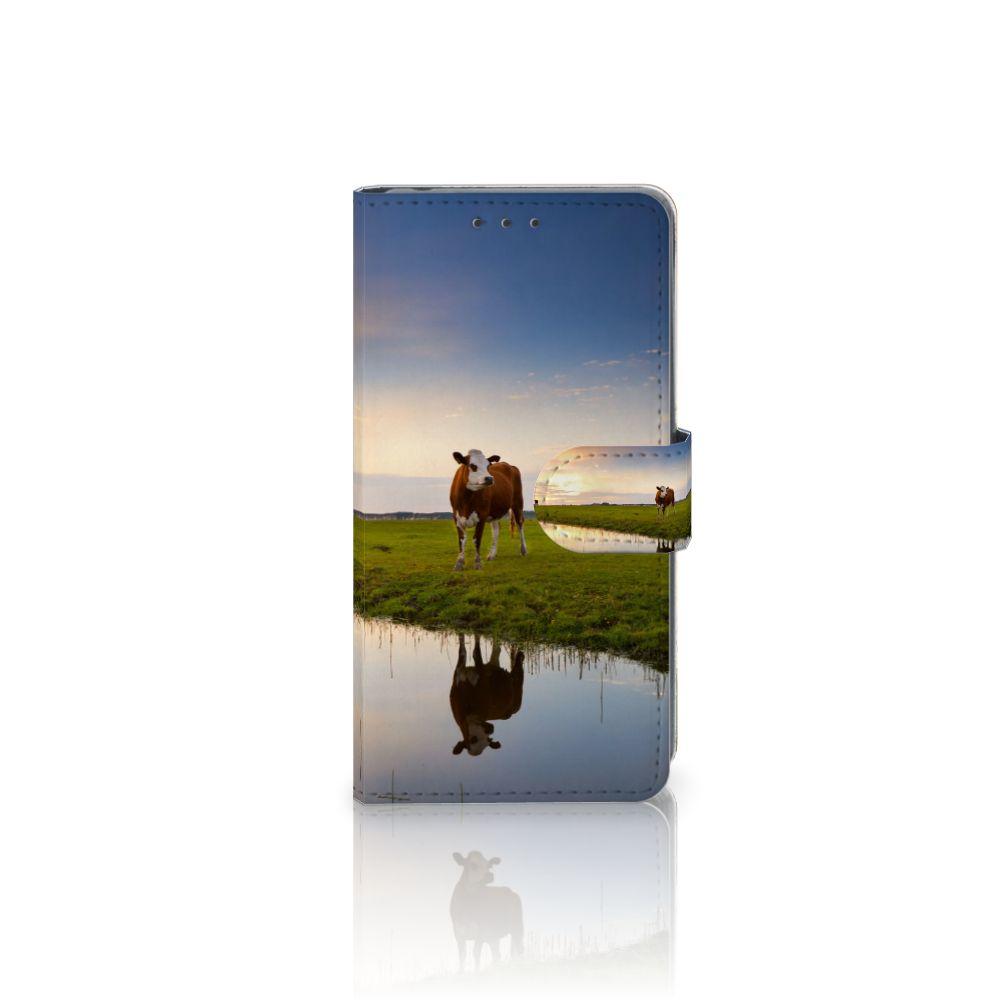 Sony Xperia Z2 Boekhoesje Design Koe