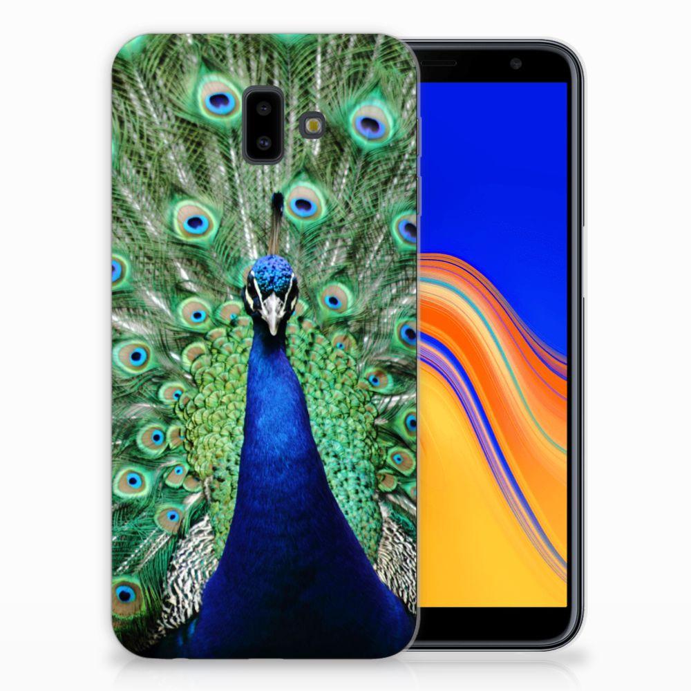 Samsung Galaxy J6 Plus (2018) Leuk Hoesje Pauw