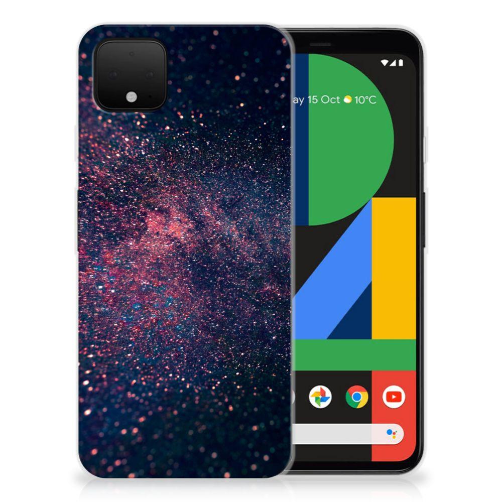 Google Pixel 4 XL TPU Hoesje Stars