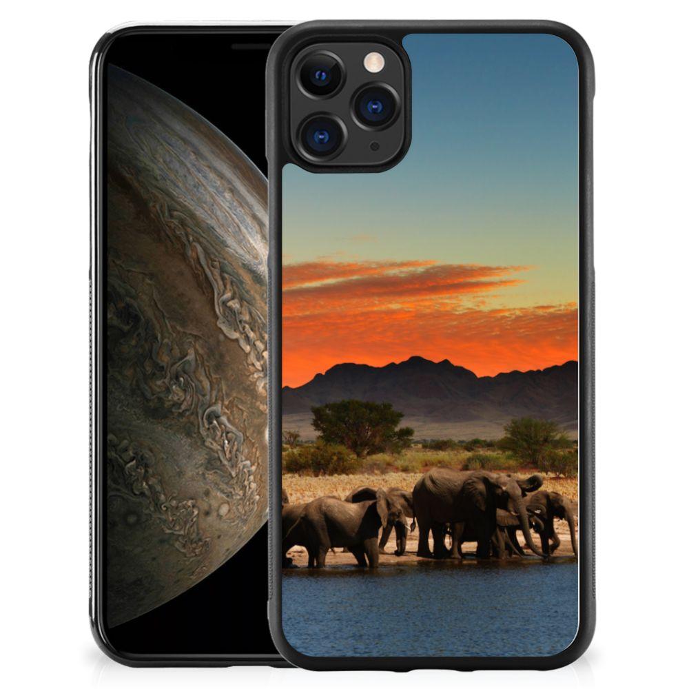 Apple iPhone 11 Pro Back Cover Olifanten
