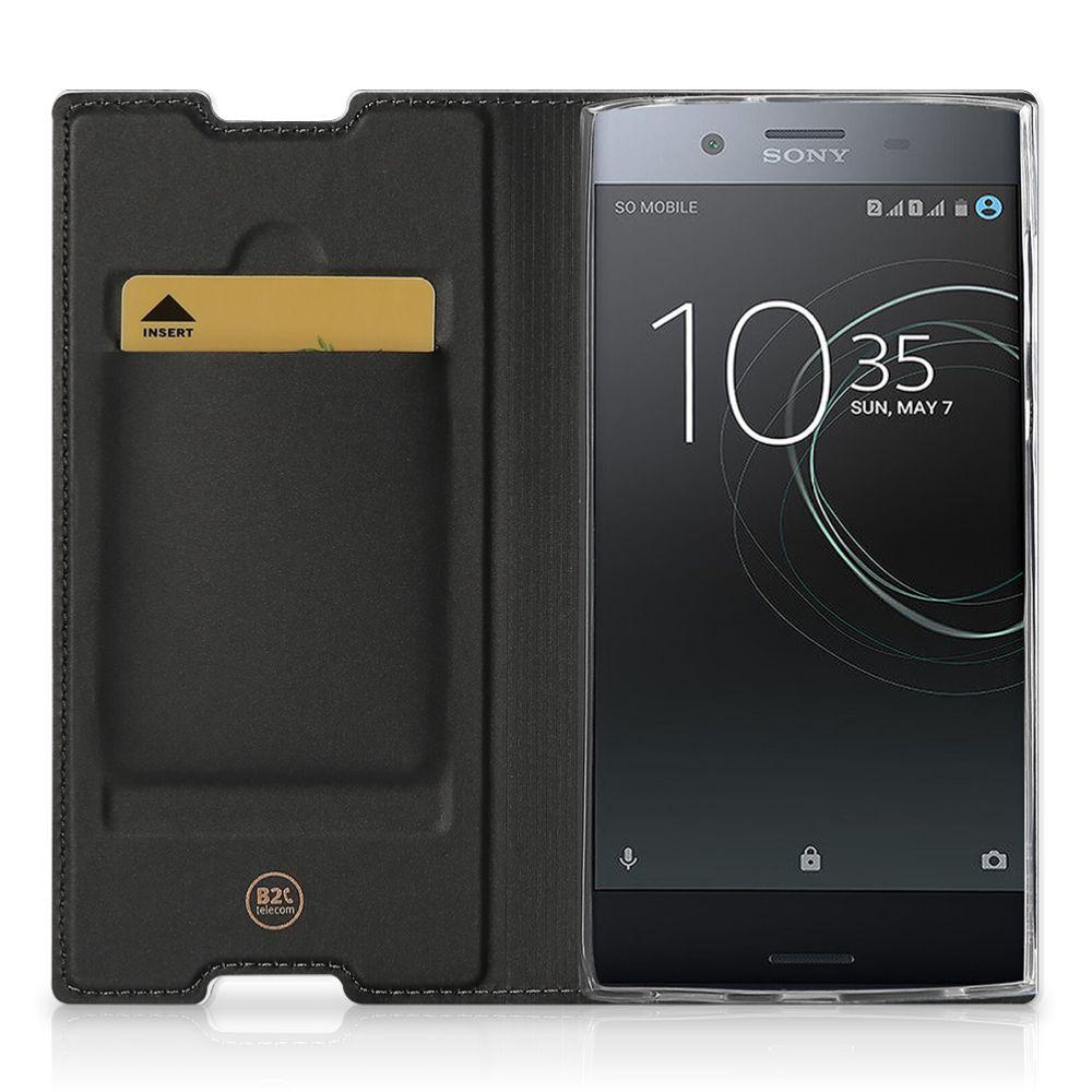 Sony Xperia L1 Book Wallet Case Steigerhout