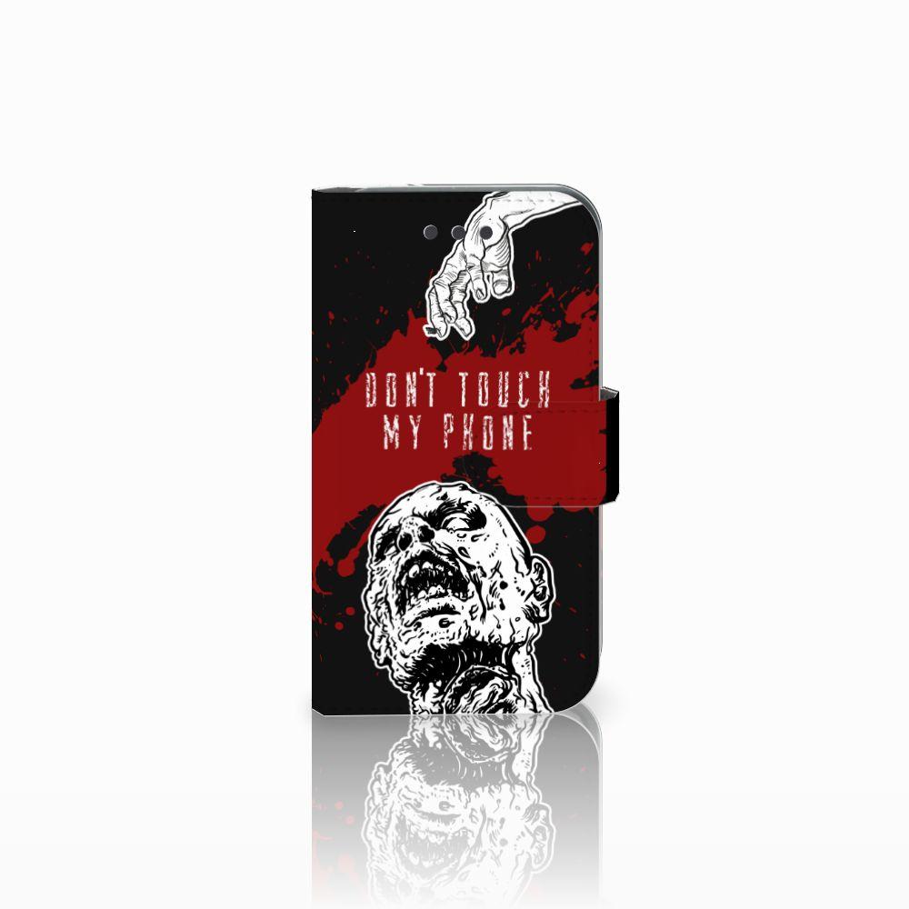 Samsung Galaxy Core 2 Boekhoesje Design Zombie Blood