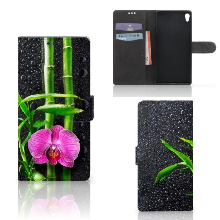 Sony Xperia XA Ultra Hoesje Orchidee