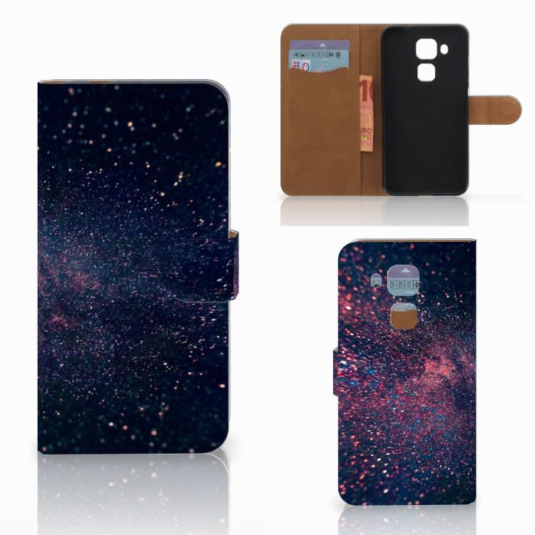 Huawei Nova Plus Bookcase Stars